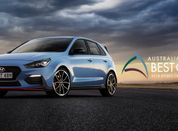 Hyundai i30 N wins Australias Best Cars award