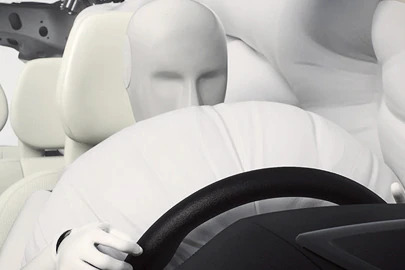 Dual-stage airbags Image