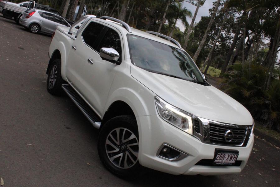 2017 Nissan Navara ST-X Image 1