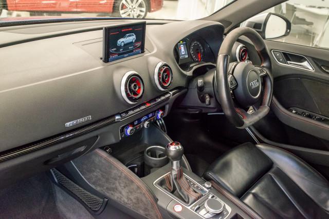 2016 Audi RS 3 Sportback 8V 2.5 TFSI Quattro S-tronic Hatchback Image 19