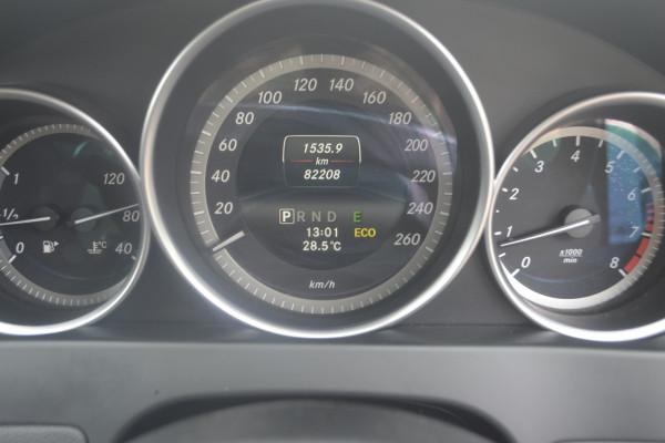 2014 Mercedes-Benz C-class W2 C200 Sedan