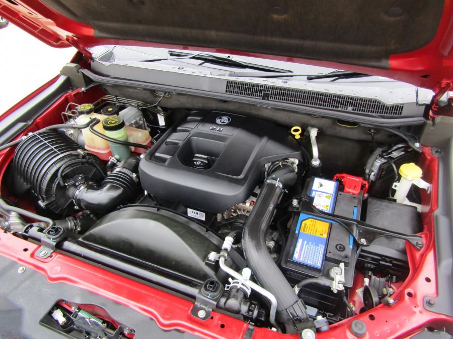 2015 MY16 Holden Colorado RG 4x4 Crew Cab Pickup Z71 Utility Image 9