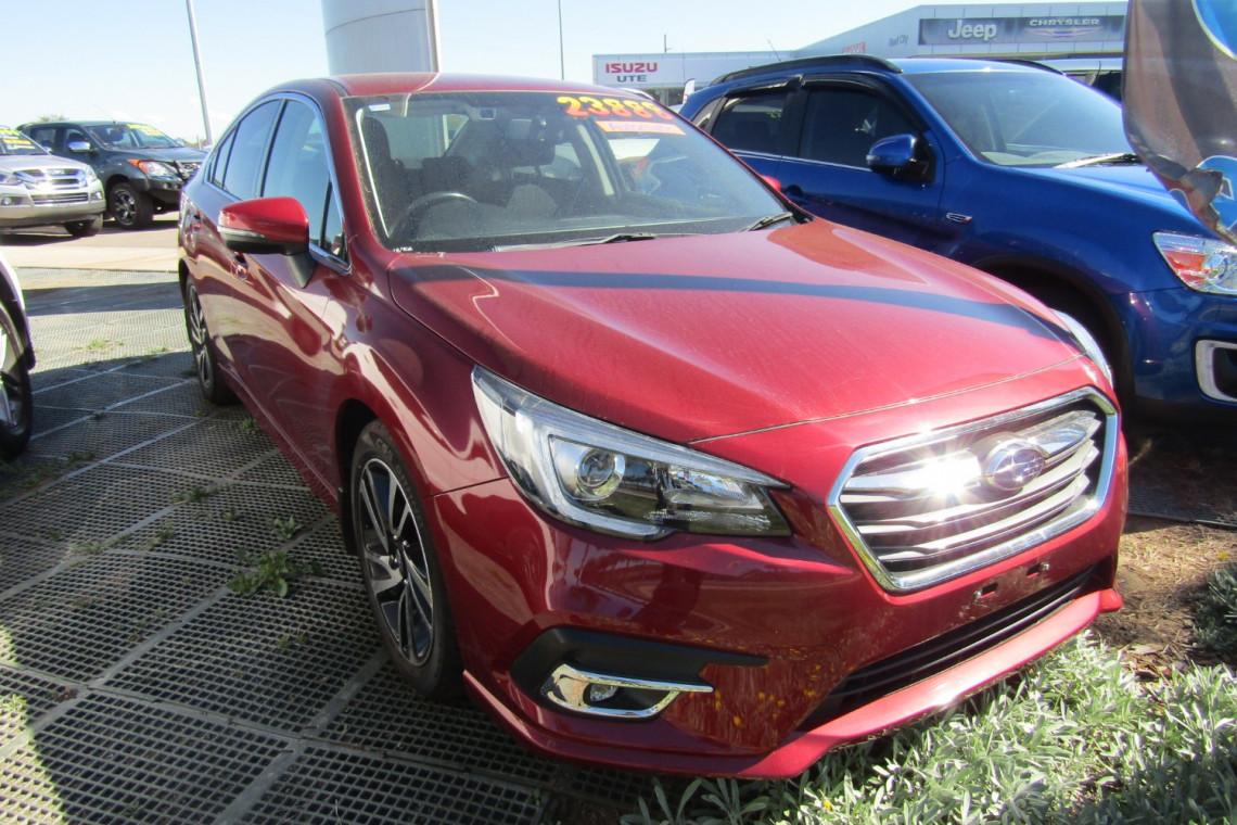 2018 Subaru Liberty 6GEN 2.5i Sedan
