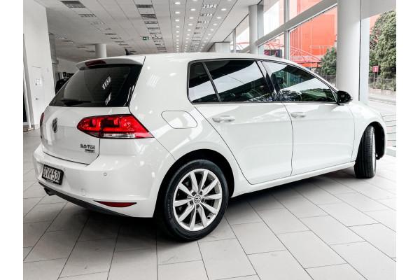 2014 Volkswagen Golf Hatch Image 4
