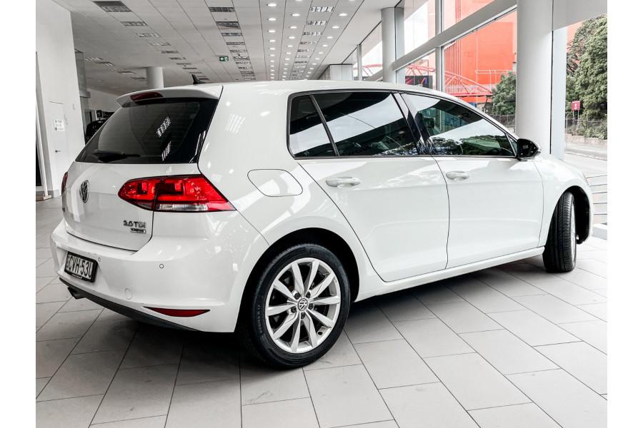 2014 Volkswagen Golf Hatch