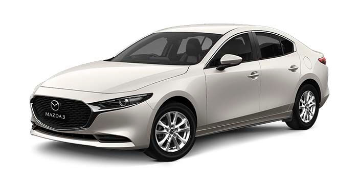 2020 MY19 Mazda 3 BP G20 Pure Sedan Sedan