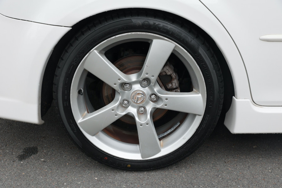 2006 Mazda 6 GG1032 Luxury Sports Hatch Image 5
