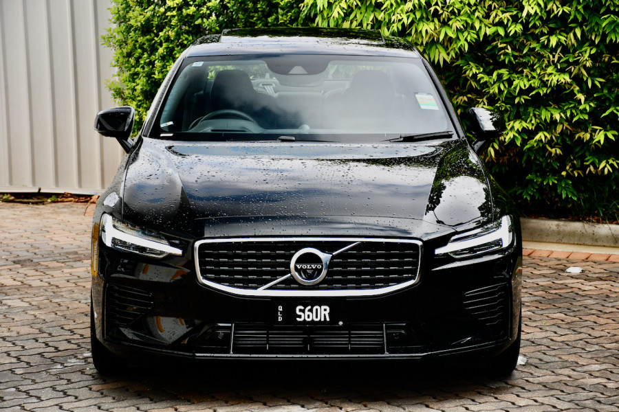 2019 MY20 Volvo S60 Z Series T8 R-Design Sedan