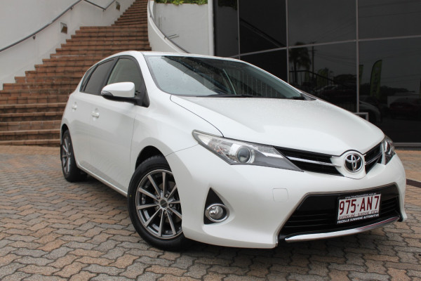 2014 Toyota Corolla ZRE182R Ascent Sport Hatch
