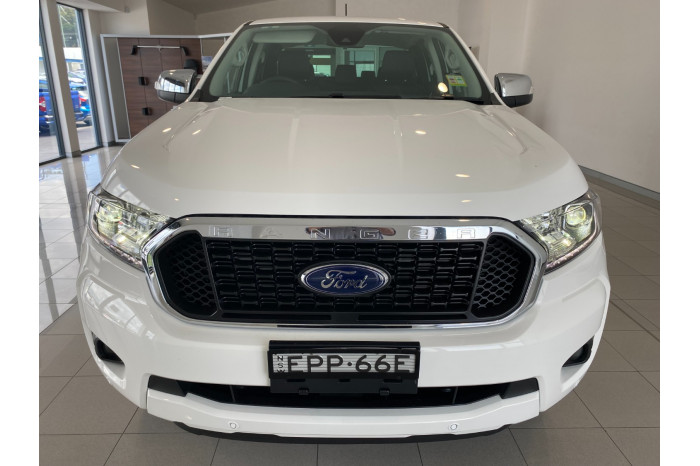 2021 MY20.75 Ford Ranger PX MkIII XLT Double Cab Utility
