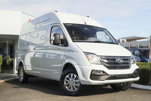 2020 MY19 LDV V80 (No Series) LWB High Roof Van Image 1