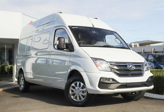 2020 MY19 LDV V80 (No Series) LWB High Roof Van