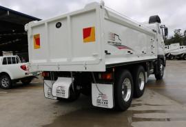2018 Fuso Heavy FV51 6X4 FV51 TIPPER Tipper