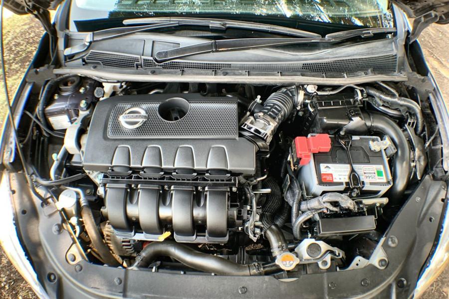 2015 Nissan Pulsar B17 ST Sedan