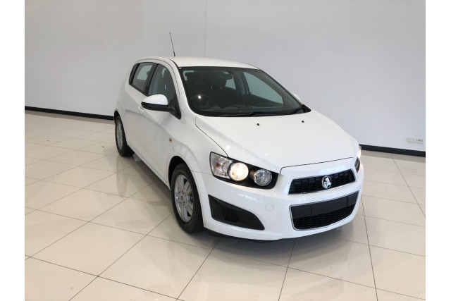 2015 Holden Barina TM CD Hatchback