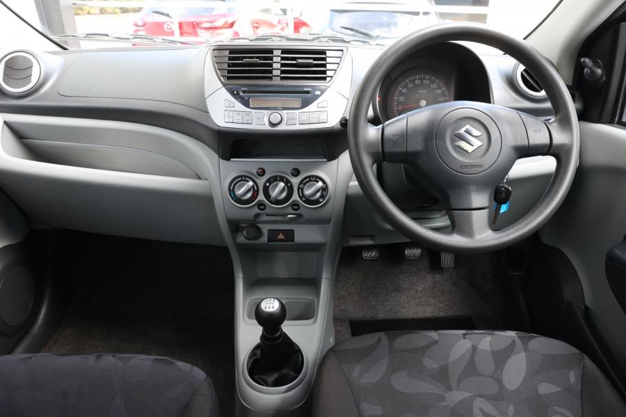 2009 Suzuki Alto GF GL Hatch Image 8
