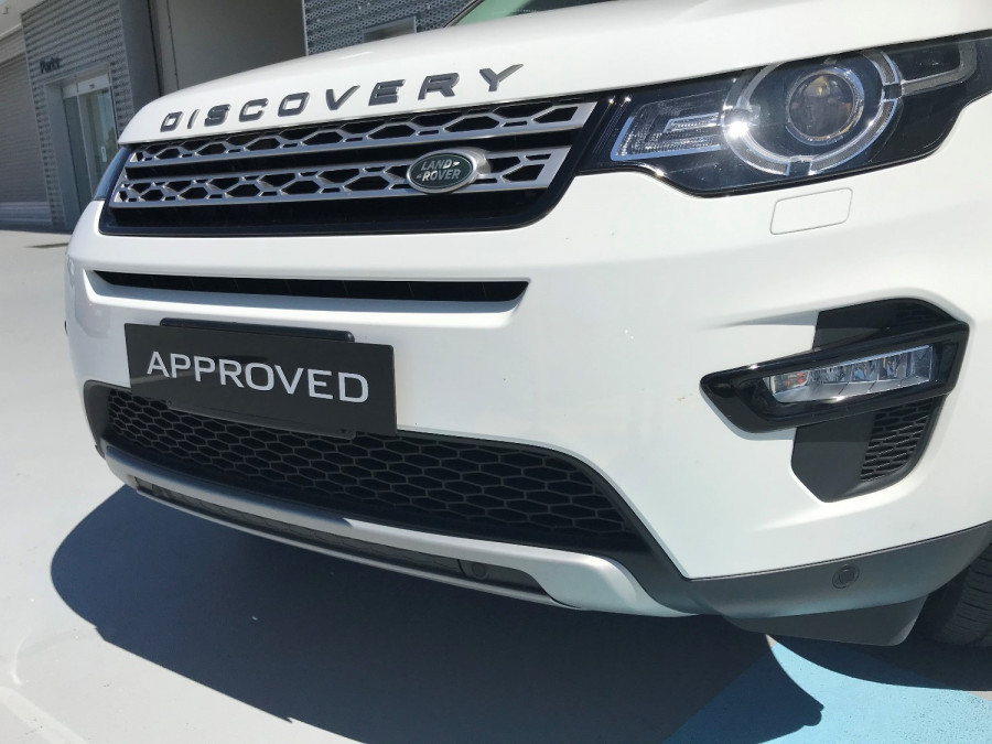 2017 MY18 Land Rover Discovery Sport L550 18MY SD4 Suv Image 4