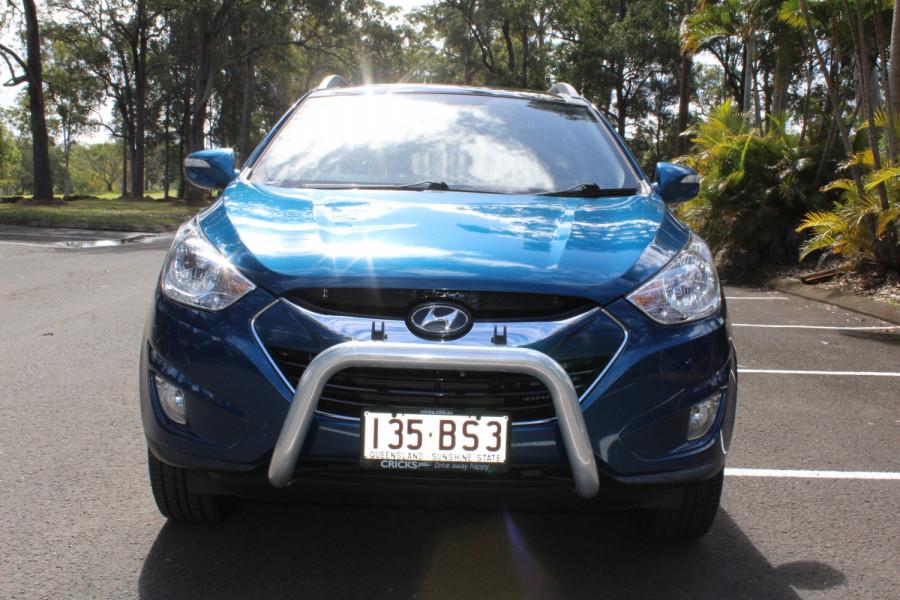 2011 Hyundai ix35 LM  Highlander Wagon