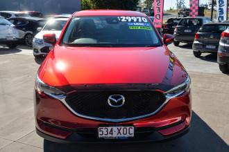 2017 Mazda CX-5 KF4WLA Maxx Sport Suv Image 3