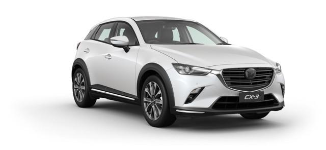 2021 MY0  Mazda CX-3 DK Akari Suv Mobile Image 6