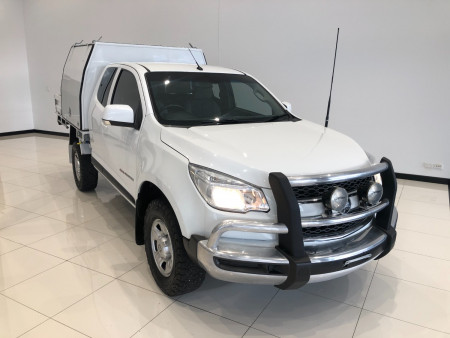 2014 Holden Colorado RG Turbo LS 4x4 space cab