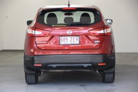 2014 Nissan QASHQAI J11 ST Suv Image 4