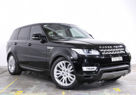 Land Rover Range Rover Sport 3.0 V6 Sc Hse Range Rover Range Rover Sport 3.0 V6 Sc Hse Auto