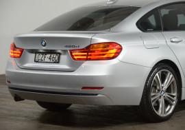 2015 BMW 4 Bmw 4 20d 20d Gran Coupe Sport Line Coupe