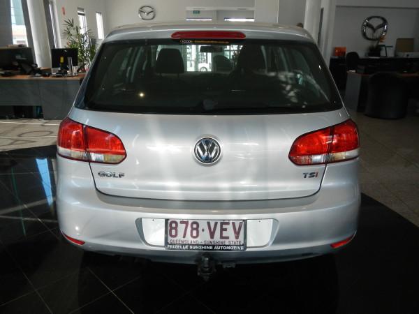 2012 MY12.5 Volkswagen Golf VI 77TSI Hatchback