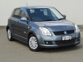 Suzuki Swift Glxh NZ New 1.5L Manual