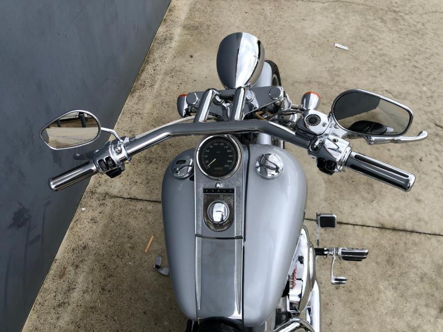 2002 Harley Davidson Softail FXST Standard Motorcycle Image 15