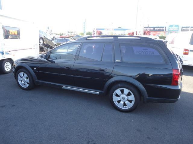2004 Holden Adventra VY II CX8 Wagon