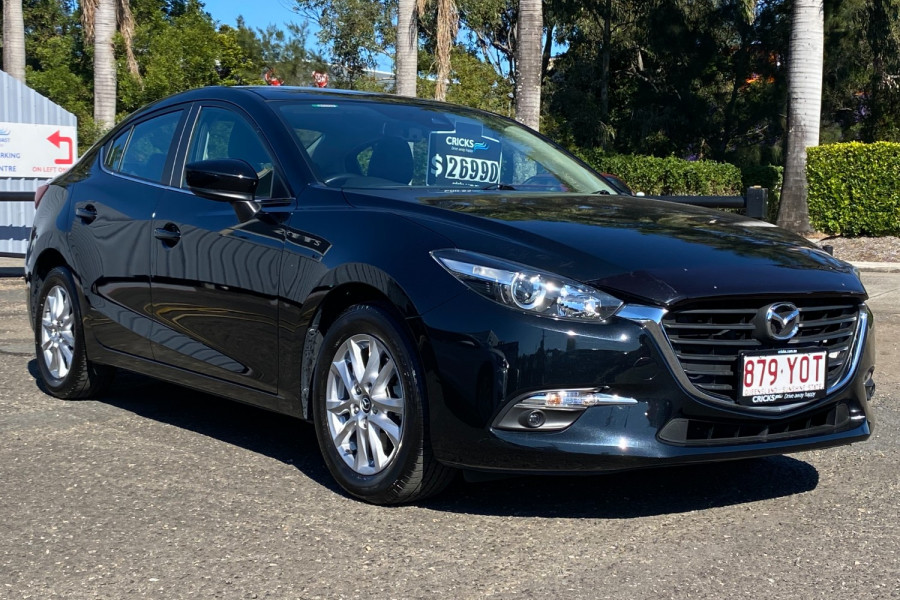 2018 Mazda 3 Touring Image 1