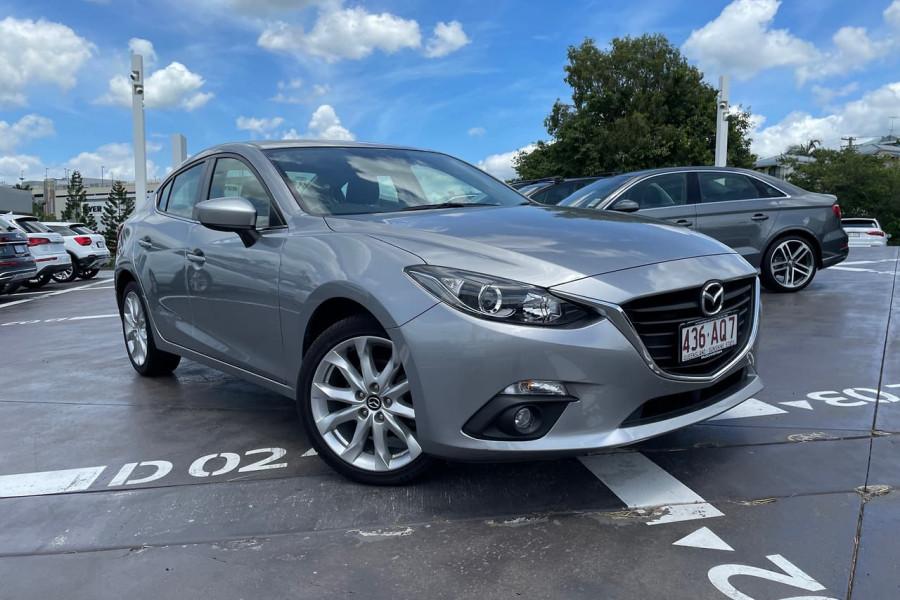 2015 Mazda 3 SP25