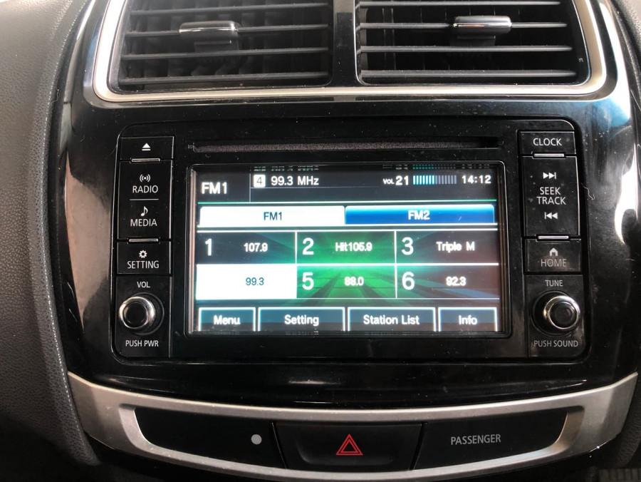 2017 Mitsubishi ASX XC LS Suv