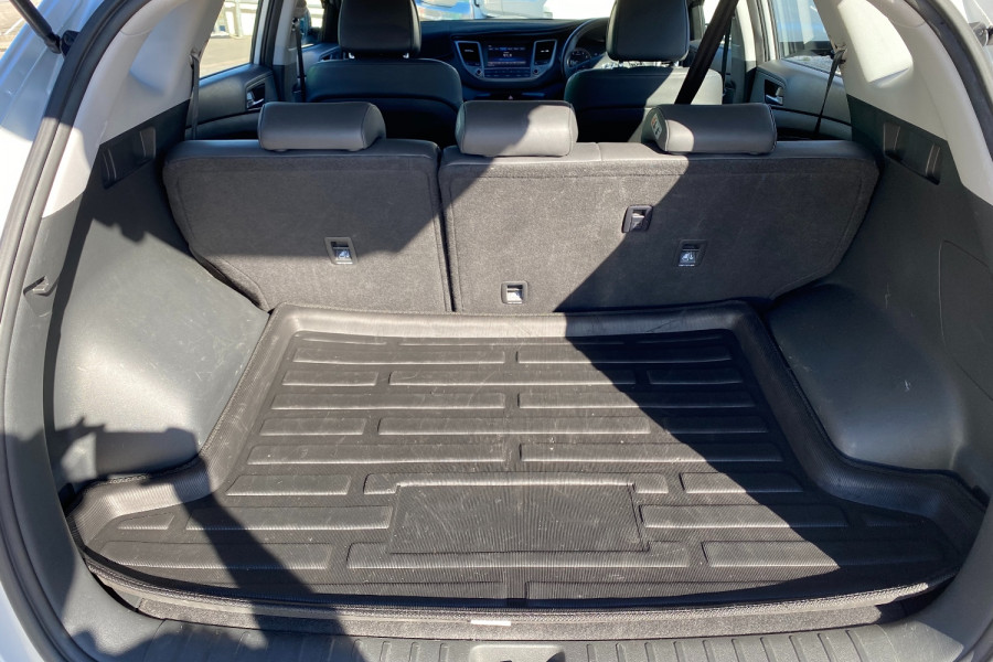 2015 Hyundai Tucson TL Active X Suv Image 12