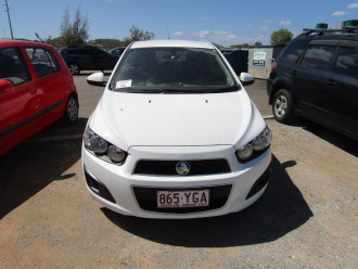 2016 Holden Barina TM MY16 CD Hatchback