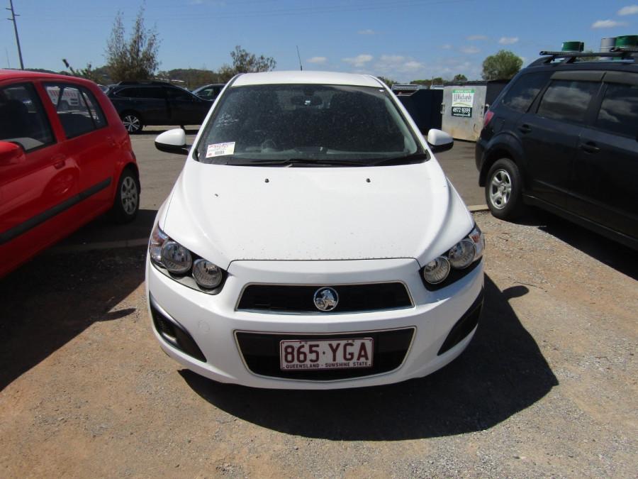 2016 Holden Barina TM MY16 CD Hatchback Image 1