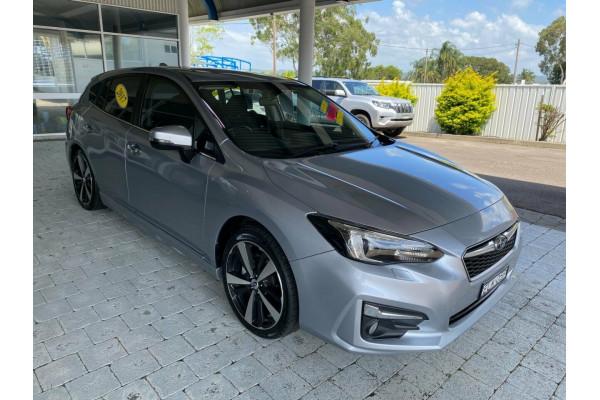 2017 Subaru Impreza 2.0I-S Hatchback Image 4