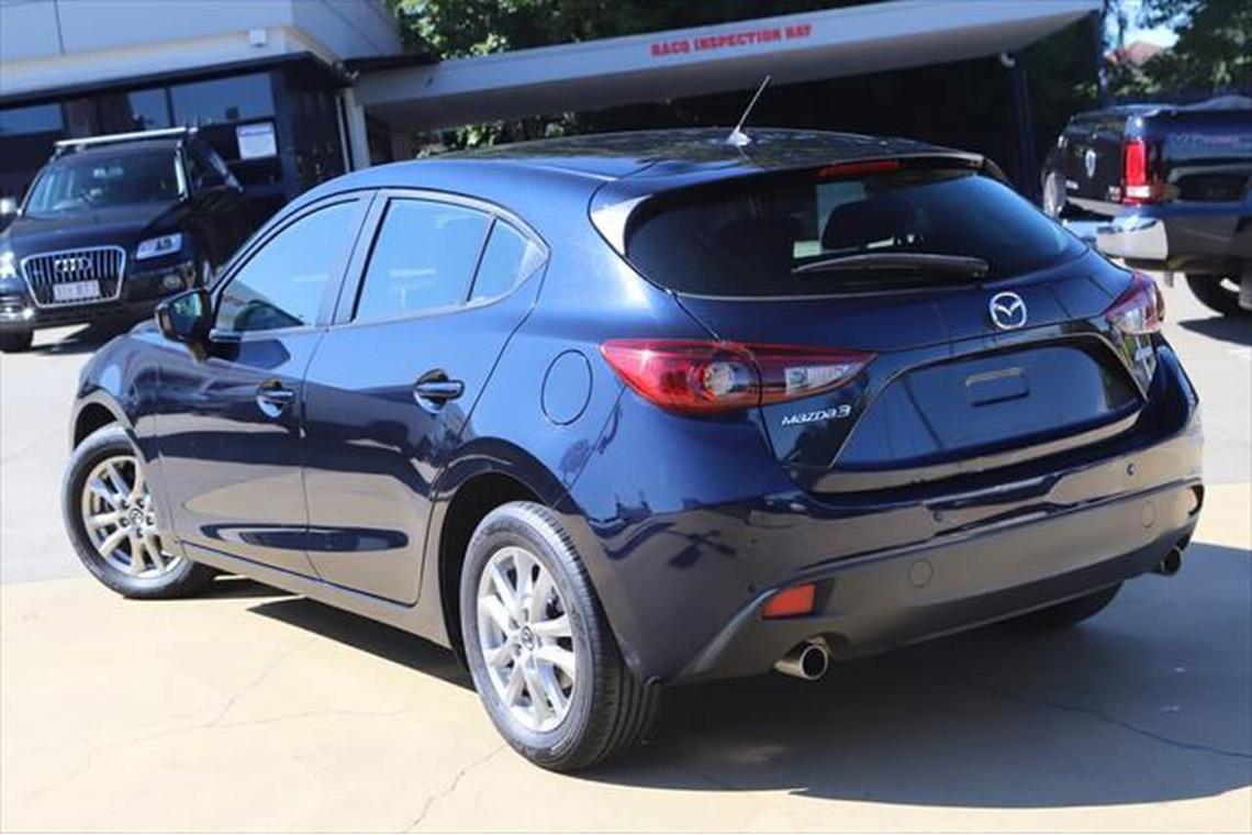 2015 Mazda 3 BM Series Neo Hatchback
