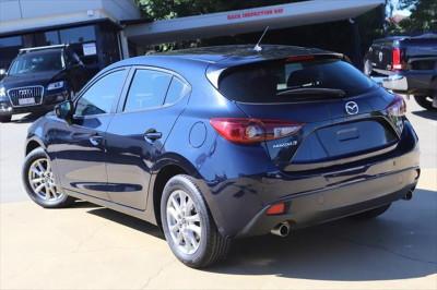 2016 Mazda 3 BN Series Neo Hatchback Image 4