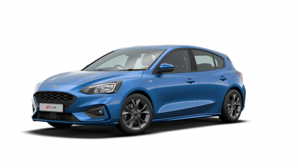 2020 MY20.25 Ford Focus SA ST-Line Hatch Hatchback