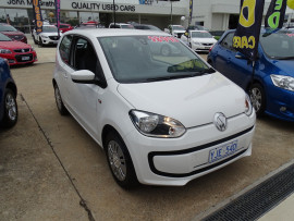 Volkswagen Up! Up! 3 Door AA