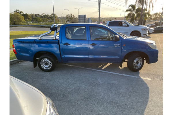 2014 Toyota HiLux GGN15R MY14 SR Utility Image 4