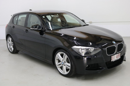 2012 BMW 1 Series F20 125I Hatchback Image 3