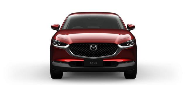 2020 Mazda CX-30 DM Series G20 Evolve Wagon Mobile Image 4