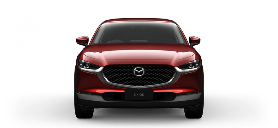 2020 Mazda CX-30 DM Series G20 Evolve Wagon Image 4