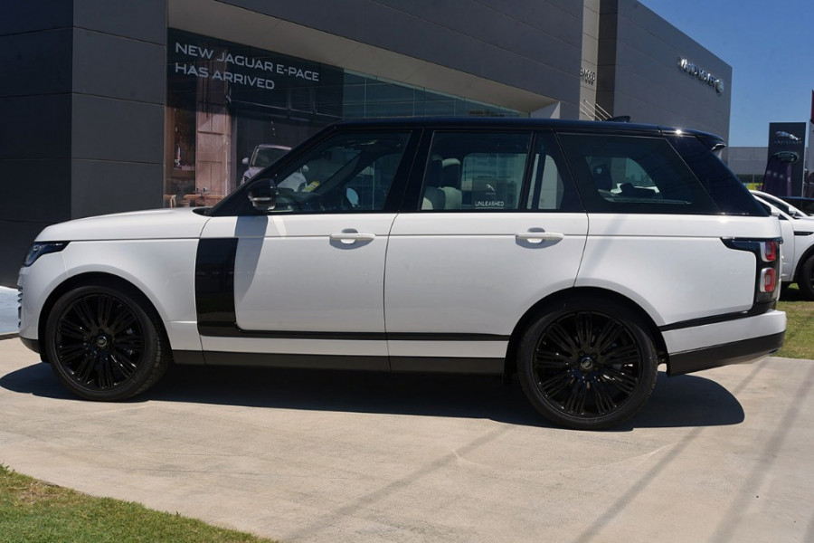 2018 MY19 Land Rover Range Rover L405 Vogue Suv Mobile Image 7