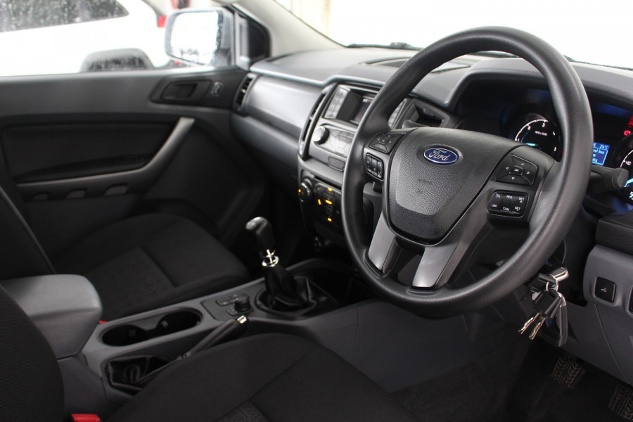 2017 Ford Ranger PX MkII 4x4 XLS Special Edition Double Cab Pickup 3.2L Utility Image 7
