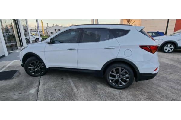 2018 Hyundai Santa Fe DM5 MY18 Active (4x4) Suv Image 3